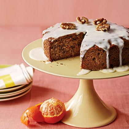 Clementine-Date CakeRecipe