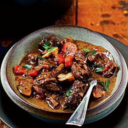 Italian Beef StewRecipe