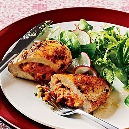 Pimiento Cheese Chicken