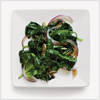 Wilted SpinachRecipe