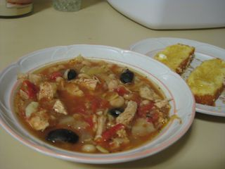 Quick and Easy Soup Dinner