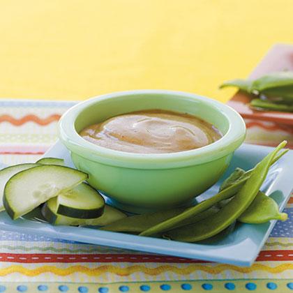 Asian Peanut Dip Recipe