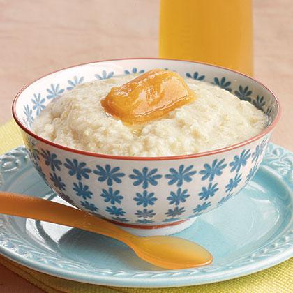 Basic Oatmeal with Fruit Recipe