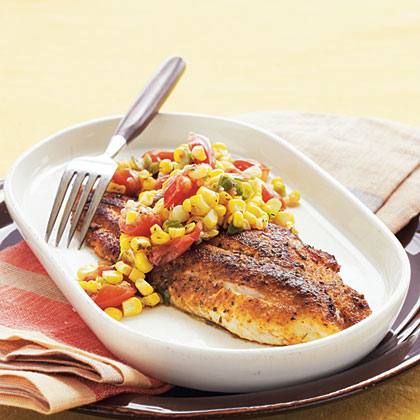 Blackened Catfish Recipe Myrecipes