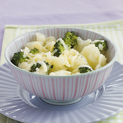 Cheesy Broccoli Potatoes