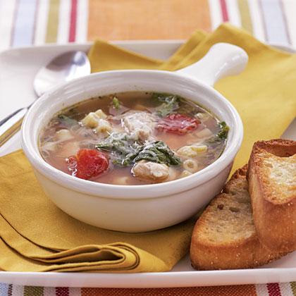 Chicken And Tomato Florentine Stew