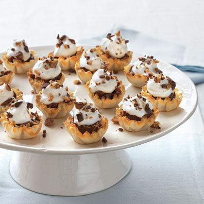 Dulce de Leche Tartlets Recipe