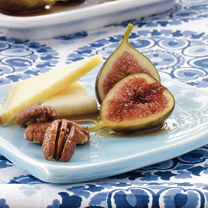 Marsala-Poached Figs