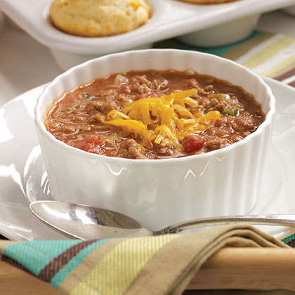 Spicy Chipotle-Turkey Chili Recipe MyRecipes