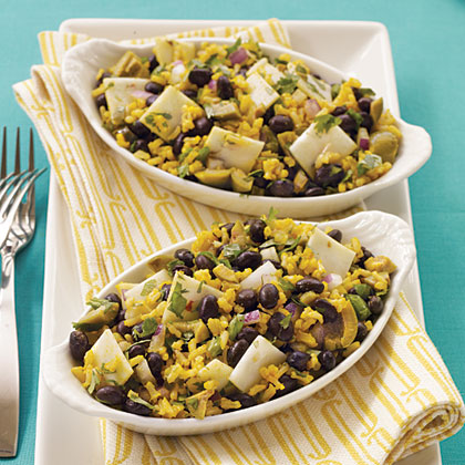 Yucatecan Rice Salad