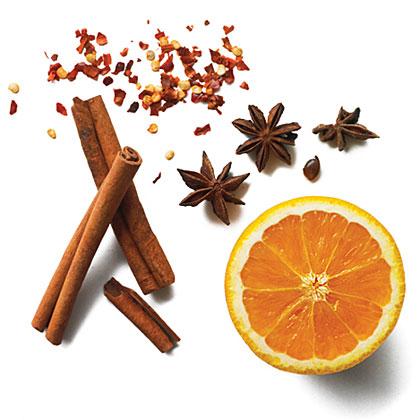 Chinese Star Anise-Orange Brine