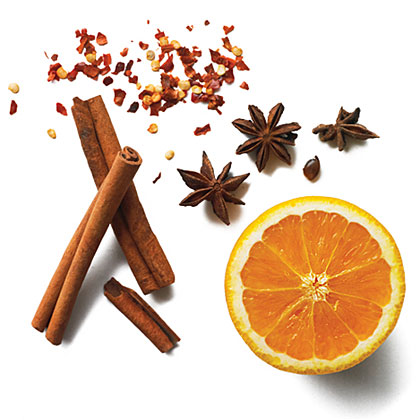 Chinese Star Anise-Orange BrineRecipe