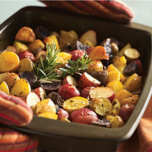 Roasted Potatoes with Rosemary