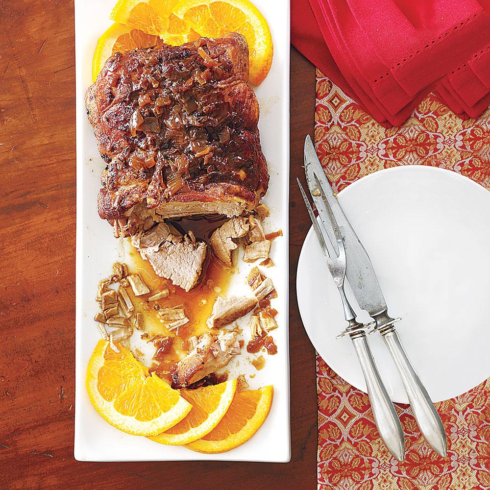 Chinese Roasted Pork Recipe