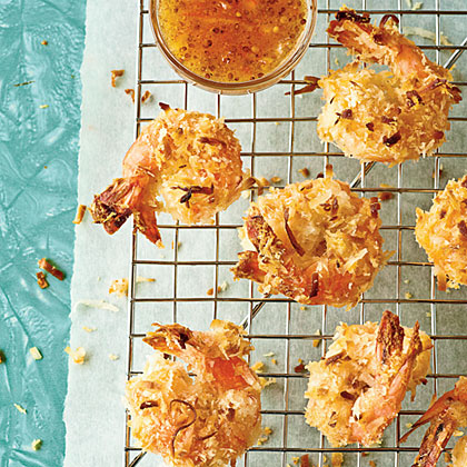 Coconut (Un-)Fried ShrimpRecipe