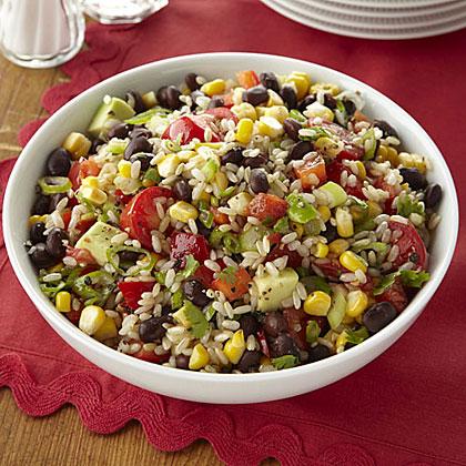 Fiesta Rice SaladRecipe