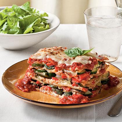Fresh Vegetable Lasagna
