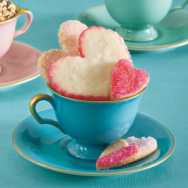 Sweetheart Sugar CookiesRecipe
