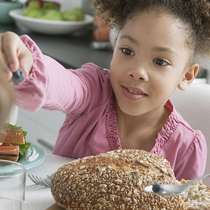 Kid-Friendly Whole-Grain Recipes