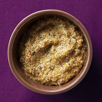 Rosemary Thyme MustardRecipe