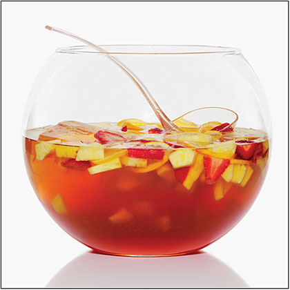 Sunset's Spring Punch