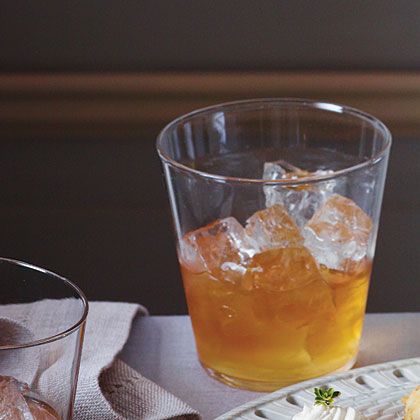 Bacon-Infused BourbonRecipe