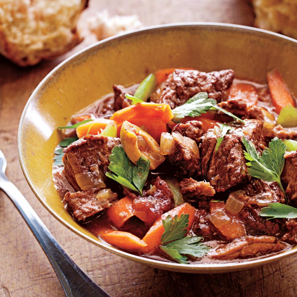 Provençal Beef Daube