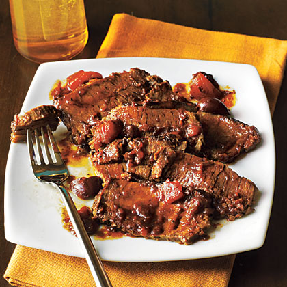 Easy Braised Brisket