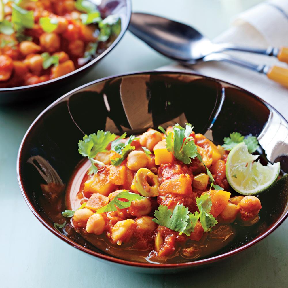 Chickpea Chili Recipe