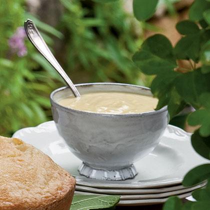 Buttermilk Custard Sauce Recipe