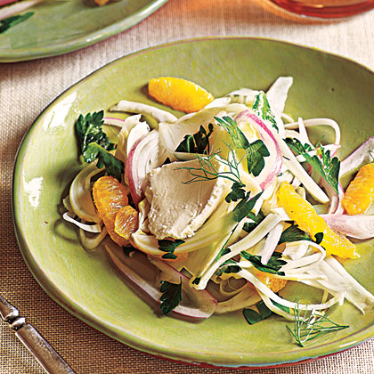 Fennel Salad with Lemon