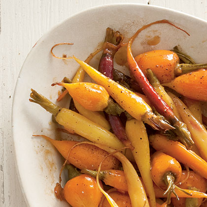 Glazed Baby CarrotsRecipe