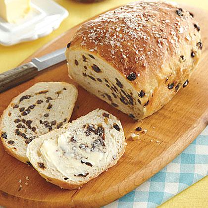 Irish Soda Bread with Currants and Caraway Seeds