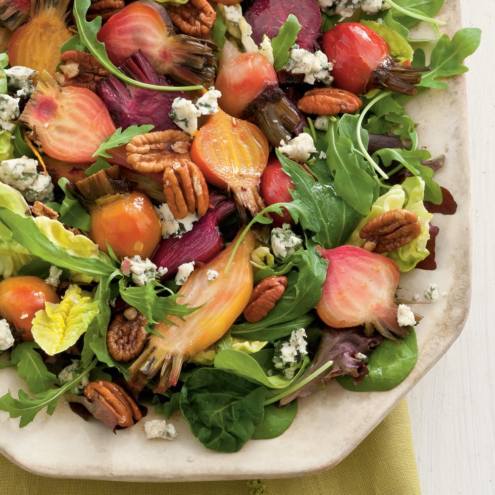 Roasted Baby Beet Salad Recipe