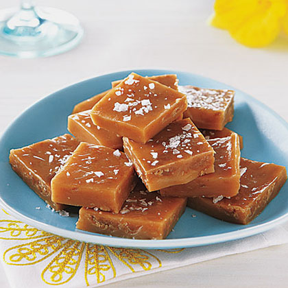 Salted-Butter Caramels Recipe | MyRecipes
