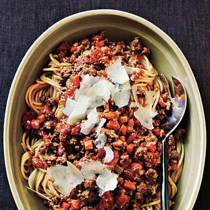 Spaghetti BologneseRecipe