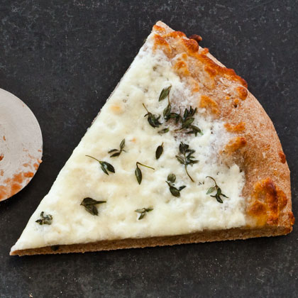 <p>Three-Cheese Pizza (For Cheese Lovers)</p>