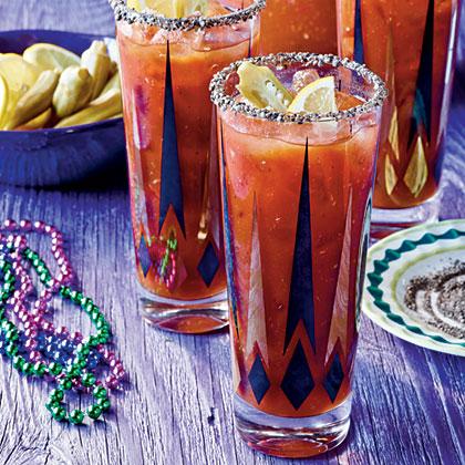 Cajun Bloody Mary Recipe