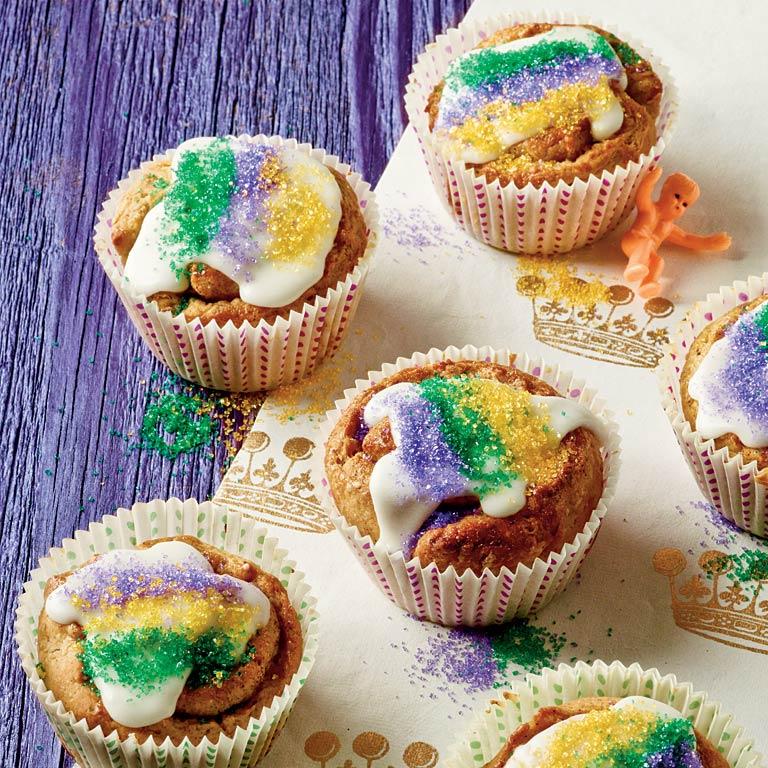 Mini King CupcakesRecipe