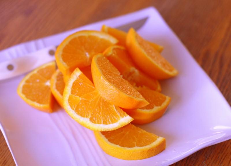 Orange Mint Party Drink