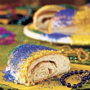 Bring Mardi Gras Home: King Cake
