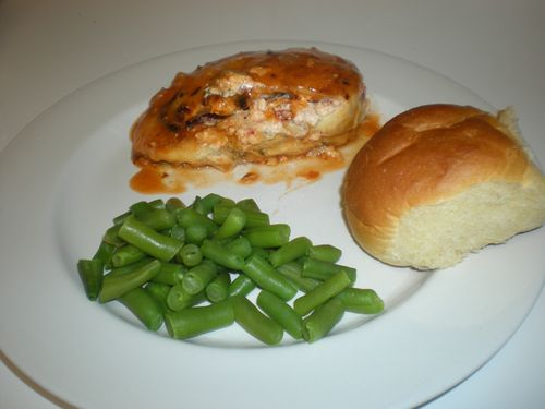 Heart-Healthy Stuffed Chicken Recipe