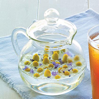 Blossom Tisane Recipe