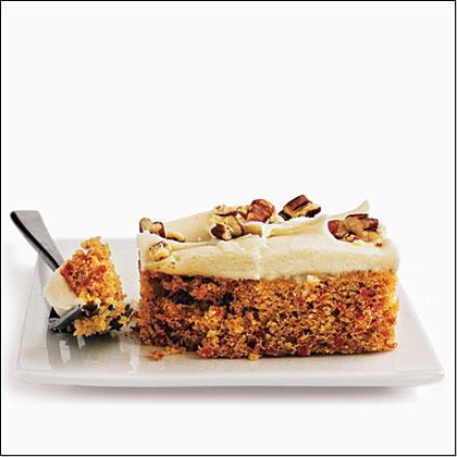 Carrot CakeRecipe