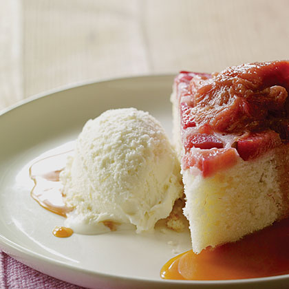 Sour Cream Chamomile Ice Cream Recipe