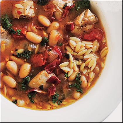 Chicken and White Bean SoupRecipe