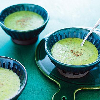 Creamy Lettuce Soup