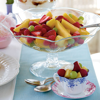 Fruit Salad with YogurtRecipe