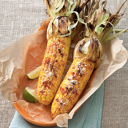 Grilled Cheesy CornRecipe