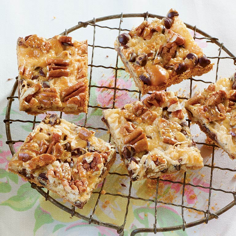 Beautiful Hello Dolly Bars